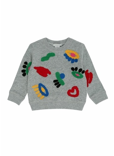 Stella McCartney Sweatshirt Gri